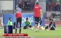 أحمد ناجي يكشف عن حارس المنتخب في مباراة تشاد