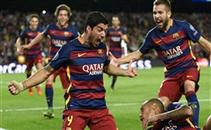 اهداف لقاء برشلونة وباير ليفركوزن