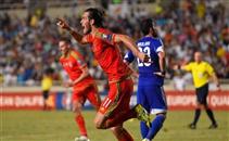 هدف ويلز في قبرص