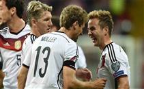 أهداف مباراة المانيا وبولندا