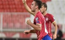 هدفا صربيا في مرمي ارمينيا