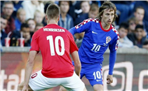 ثنائية النرويج فى كرواتيا