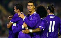 اهداف مباراة ريال بيتيس وريال مدريد