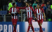 هدف اتلتيكو مدريد فى مرمى روستوف