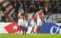 أهداف مباراة موناكو ومونبيليه