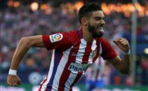 اهداف مباراة اتلتيكو مدريد ومالاجا