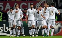 اهداف مباراة مقدونيا وايطاليا