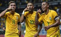 ثلاثية البرازيل في الارجنتين