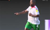 هدفا مباراة الكاميرون وزامبيا
