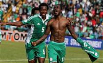 اهداف مباراة نيجيريا والجزائر