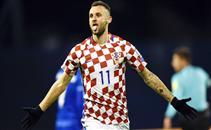 هدفا كرواتيا فى مرمى أيسلندا
