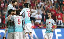 هدفا تركيا فى مرمى كوسوفو