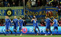 هدف أوكرانيا فى مرمى فنلندا