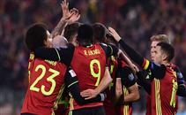 اهداف مباراة بلجيكا وإستونيا