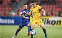 اهداف مباراة تايلاند واستـراليا