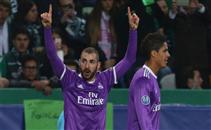 اهداف مباراة سبورتينج لشبونة وريال مدريد