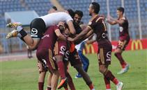 هدفا مباراة الاتحاد ومصر للمقاصة
