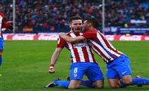 هدف اتلتيكو مدريد فى مرمى لاس بالماس