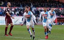 اهداف مباراة نابولي وتورينو