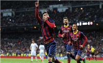 جميع أهداف ميسي في مرمي ريال مدريد