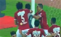 شريف اكرامي ينقذ الاهلي امام المقاصة