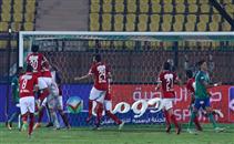 هدف الأهلي فى مرمى مصر للمقاصة