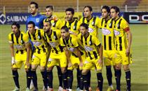 هدف المقاولون العرب في مرمي طنطا