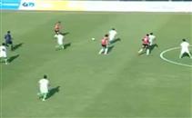 أهداف مباراة طلائع الجيش والشرقية