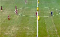 ملخص مباراة المقاولون العرب والداخلية