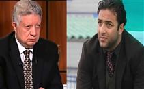 تصريحات نارية لميدو ضد مرتضي منصور