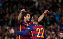 هدف برشلونة الثانى فى فالنسيا