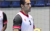 """مداخلة """"الضابط"""" ممدوح طه لاعب مصر لكرة اليد"""