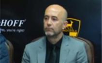 المؤتمر الصحفي لمباراة وادي دجلة والإتحاد