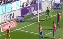 هدف برشلونة الأول في ليفانتي