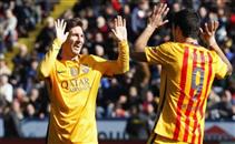هدفا برشلونة في مرمي ليفانتي