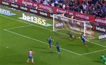 هدف غرناطة الاول فى ريال مدريد