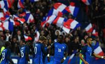 اهداف مباراة فرنسا وروسيا