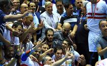 تتويج الزمالك بكأس مصر لكرة اليد