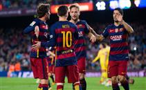 هدف برشلونة الاول فى ريال بيتيس