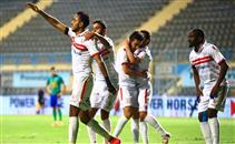 اهداف مباراة مصر للمقاصة والزمالك
