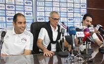 المؤتمر الصحفي لمدرب منتخب مصر كوبر