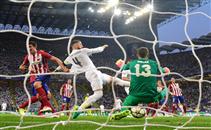 هدف ريال مدريد الاول فى اتلتيكو