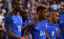 اهداف مباراة فرنسا والكاميرون