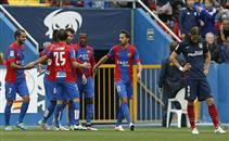 اهداف مباراة ليفانتي واتلتيكو مدريد