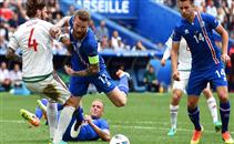 هدفا مباراة أيسلندا والمجر