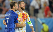 اهداف مباراة كرواتيا واسبانيا