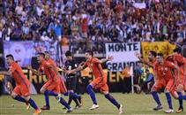 ركلات الجزاء الترجيحية بين تشيلي والارجنتين