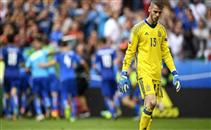 ملخص مباراة إيطاليا وأسبانيا