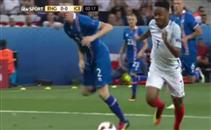 ملخص مباراة أيسلندا وإنجلترا