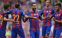 اهداف مباراة برشلونة وسيلتيك